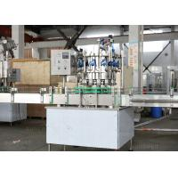 Quality Count Pressure System Reliable Aluminum Can Filling Machine For Carbonated Cola Energy Drinks for sale
