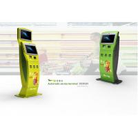 Quality Multi Functional Telephone / Transport Card Charging, Bill Payment Lobby Kiosk for sale