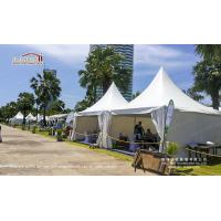 Buy cheap Garden pagoda tent 5x5m in Thailand for weddings for sale from wholesalers