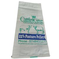 Quality 25kg 50kg PP Woven Bags Virgin Polypropylene Material Any Size Available for sale