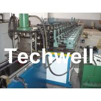 Buy C Purlin Forming Machine / Cold Roll Forming Machine with Gearbox Drive for Steel C Purlin at wholesale prices