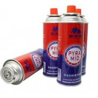Quality Premium Butane Fuel Steel Gas Canister for sale