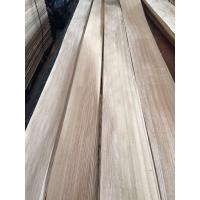 Quality Sliced Natural Chinese Ash Wood Veneer Sheet quarter cut for sale
