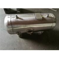 Buy ASME Standard Compressed Air Storage Tank For Semitrailer High Temperature at wholesale prices