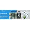 Free Samples Reinforced Water Activated Custom Printed Kraft Paper Gummed Tape,silver strip tape,Kraft Paper Filament St for sale