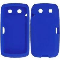 Buy Lightweight Black silicone protective cell phone case for LG P690 at wholesale prices