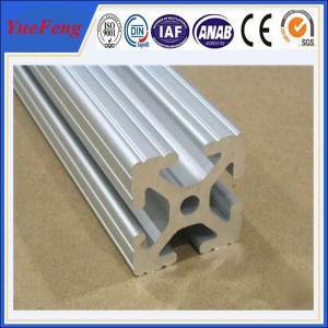 Quality 6061/6063 aluminium extrusion profile,anodized bronzeextruded aluminium industry profiles for sale
