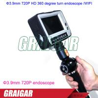 Buy cheap 720P HD electrical instruments WIFI objective probe IP67 Φ3.9mm from wholesalers