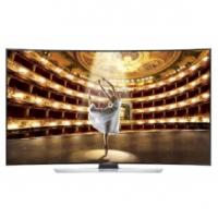 Quality Samsung UN65HU9000 Curved 65-Inch 4K Ultra HD 120Hz 3D Smart LED TV for sale