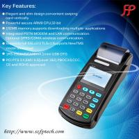 China EFT GPRS/CDMA/WIFI pos hardware terminal development on sale