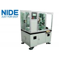 Buy cheap Automatic high precision armature rotor commutator turning machine wiht PLC control from wholesalers