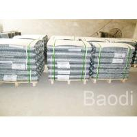 Quality Mild Steel Galvanized Chicken Wire Mesh Roll Woven For Fence 3 -  6 Inch Height for sale