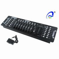 Quality DMX512 Led Controller / Disco DMX Light Controller For Lighting Equipment for sale