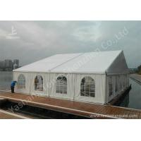 Quality Good Quality High Pressed Aluminum Alloy Frame Outdoor Event Tent with PVC Textile for sale