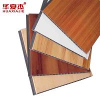 Quality Recyclable Plastic Wall Covering Panels 73% UPVC Wall Panels for sale