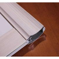 Quality Rectangle 6063 T5 Aluminium Door Profiles Wear And Alkali Resistance for sale