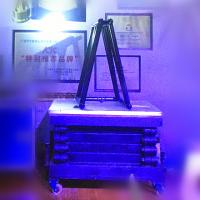 Buy Rotating Stage Platform Hydraulic Lifting Rotating Stage For Parties / Shows at wholesale prices