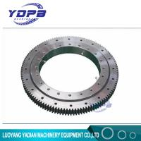 Quality VLA200644-N Four point contact bearings  light series external gear teeth,inner ring flanged 534x742.3x56mm for sale