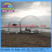 Quality Factory quality inflatable bubble camping tent inflatable camping tent for sale