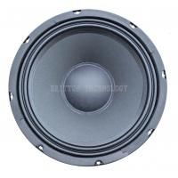 China 150 Watts 10'' Subwoofer Powered PA Speakers Black 8ohm With Ferrite Magnet for sale