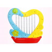Quality Small Magic Harp Kids Music Toys with Game and Music Support For 0 - 6 Years Old for sale