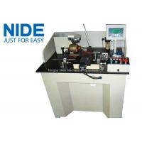 Buy Armature Commutator Turning Machine CNC For Pump Rotor OD 15mm ~ 100mm at wholesale prices