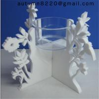 Quality CH (20) Wedding decoration plastic candelabra for sale