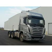 Quality 6*4 Drive Mode Used Tractor Truck 440hp With Euro V Emission Standard for sale