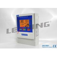 China Three Phase Intelligent Pump Controller Wall Mounting With LCD Display on sale