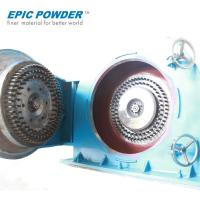 Quality Superfine Carbon Steel Pin Mill Pulverizer Machinery For Nonmetallic Mineral for sale