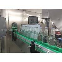 Quality Fully Automatic Carbonated Drink Production Line Energy Drink Glass Bottle Filling Machine for sale