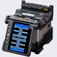Quality 15m/S Fujikura 70s Fusion Splicer With CT50 Cleaver Battery / Cord for sale