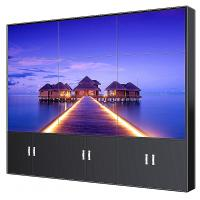 Quality 1.8mm 4k Video Wall Full Hd 55 Inch High Definition Clear Image Low Maintenance for sale