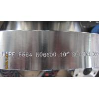 Buy ASTM B564 C-276, MONEL 400, INCONEL 600, INCONEL 625, INCOLOY 800, INCOLOY 825, STEEL FLANGE at wholesale prices