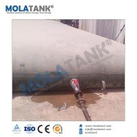 MOLATANK Customized 1000 Liter 2000 Liter 5000 Liter Flexible Collapsible PVC Water Storage Tank for sale
