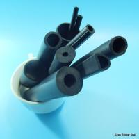 China extruded epdm rubber tubing silicone rubber extrusions profiles on sale