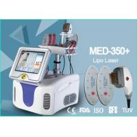 LCD Touch Screen RF Slimming Beauty Machine Home Cellulite Treatment Machine for sale