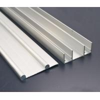 Buy 8 - 10um Natural Anodized Aluminium Channel Profiles with CNC Machining at wholesale prices