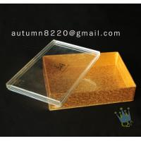 Quality BO (47) acrylic bread case for sale