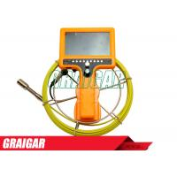 Buy Handheld Sewer Survey Video Drain Inspection Camera System, 20m, Color, Video Recording, Picture Snap at wholesale prices