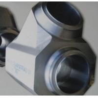 Quality ASTM A182 F44 forged lateral tee for sale
