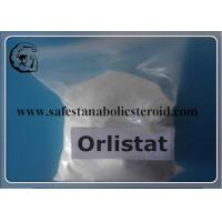 Quality 99% Purity Orlistat  Fat Burning Steroids 96829-58-2 Tetrahydrolipstatin For Slimming for sale