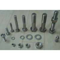 Quality alloy UNS N08367 bolt nut washer for sale