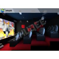 Quality Geneiue 4d Cinema Experience 4D Theater System Equipment Customize Outside Mode for sale