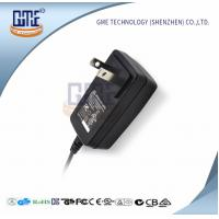 Quality 12 Volt AC DC Adapter Us Plug Wall Mount Adaptor , GME Switching Power Adapter for sale