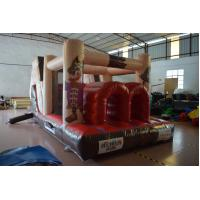 Quality Custom Simple Inflatable Obstacle Courses For Children Under 8 Years for sale