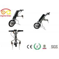 Quality Fold Up Electric Wheelchair Accessories , Three Wheel Bike Motor  Kit for sale