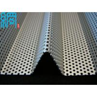 Quality corrugated perforated metal sheet for sale