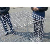 Buy cheap Rust Proof Galfan Coated Welded Gabion Box , 30CM*50CM*1M Hot Dipped Galvanized from wholesalers