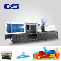 Quality High Performance 60 Ton Injection Molding Machine , Plastic Can Making Machine for sale